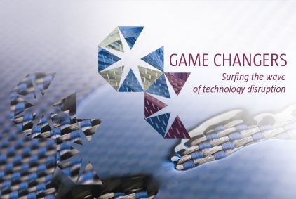 GAME CHANGERS: SURFING THE WAVE OF TECHNOLOGY DISRUPTION