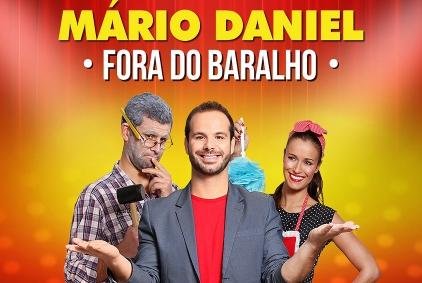 M�RIO DANIEL � FORA DO BARALHO
