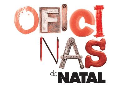 UM DIA NO THEATRO - WORKSHOP DE ILUSTRAÇÃO - OFICINAS DE NATAL