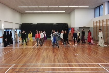"""X Mostra de Teatro Escolar - """"10/06"""""""