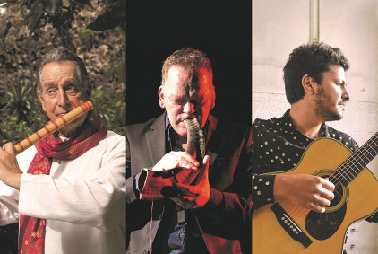NOPO ORCHESTRA - Rão Kyao, Karl Seglem e Francisco Sales