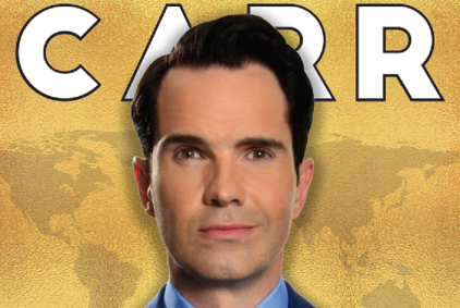Jimmy Carr- The Best Of Ultimate Gold Greatest Hits World Tour