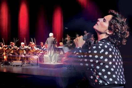 CONCERTO DE ANO NOVO E REIS - Orquestra filarmonia das Beiras com Cristina Branco
