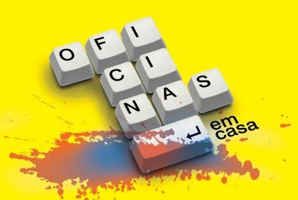 OFICINAS EM CASA - UM POSTAL QUASE FOTOGRÁFICO